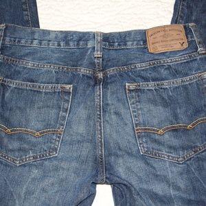 American Eagle Slim Straight Jean 32 x 32